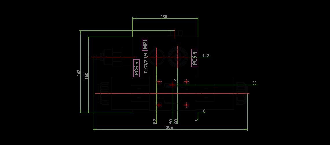 IBF Konstruktionszeichnung