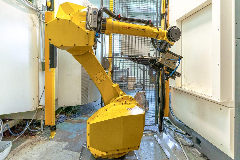 Roboter Fanuc M-710iC/70